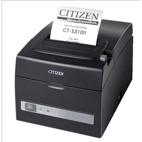 CITIZEN THERMAL CT-S310  II RS+USB